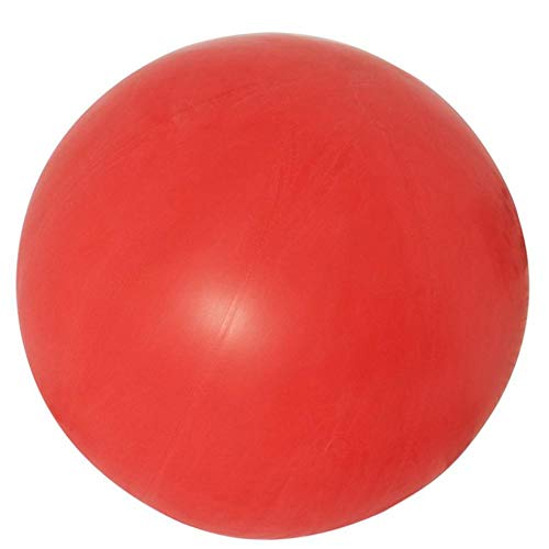 advancethy Aufblasbarer Wasserball, Oversized Inflatable Beach Bubble Ball for Summer Beach Pool Party Supplies Beach Toys Red Aufblasbarer Wasserball