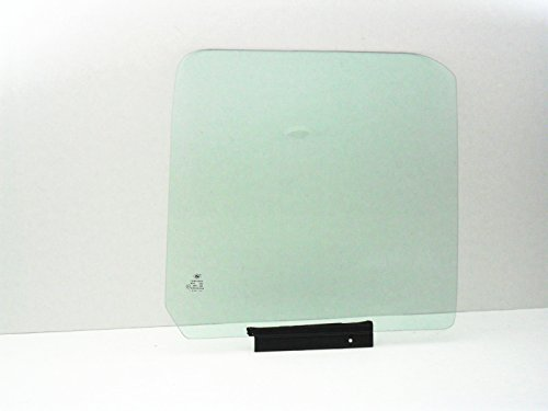 NAGD Passenger Right Side Front Door Window Door Glass Compatible with Ford Bronco F150 F250 1991-1996 / F350 F450 F-Series Super Duty 1991-1997 / F600 F700 F800 1991-1999 Models