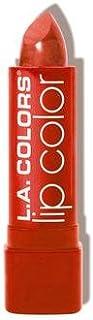 (6 Pack) L.A. COLORS Moisture Rich Lip Color - Tropical (並行輸入品)