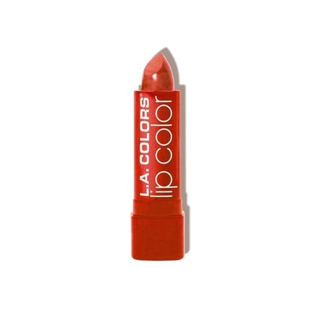敬意名門エアコン(6 Pack) L.A. COLORS Moisture Rich Lip Color - Tropical (並行輸入品)