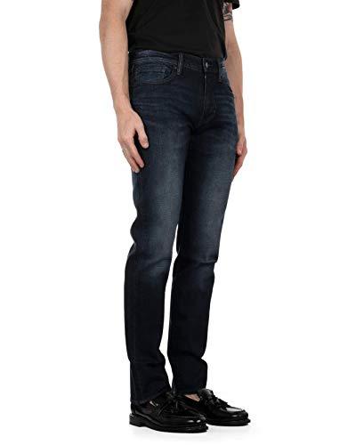 Levi's Herren 511 Slim Fit Jeans, Blau, 34W x 30L