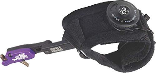 Spot-Hogg Archery Products WGBOA Black/Purple Wise Guy Bow Release w/BOA Strap