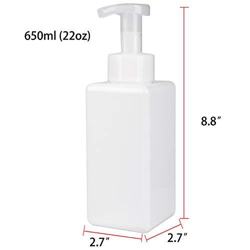 JiatuA Dispensadores de loción y de jabón