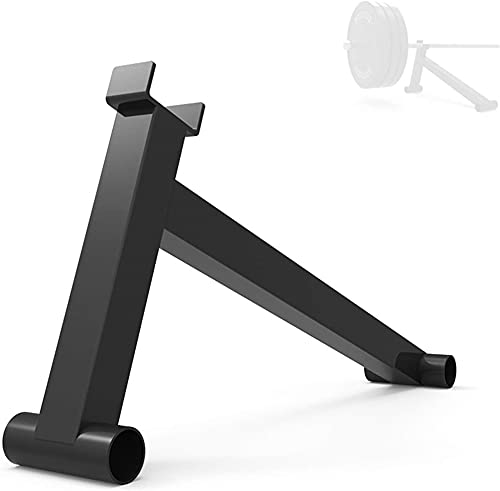 Dengbang Gato de Barra de Peso Muerto - Ideal para Cargar/descargar Placas de Peso - Gato de Barra de Peso Muerto/Soporte de Gato de Peso Muerto para Levantamiento de Pesas