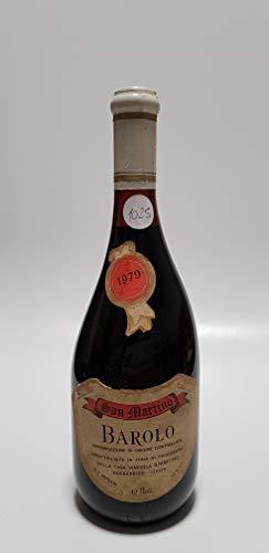 Vintage Bottle - San Martino Barolo 1979 0,75 lt. - COD. 1025