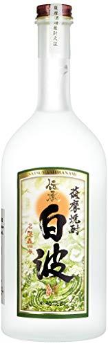 Satsuma Shuzo Satusm Shiranami Süßkartoffel-Spirituose  (1 x 0.72 l)