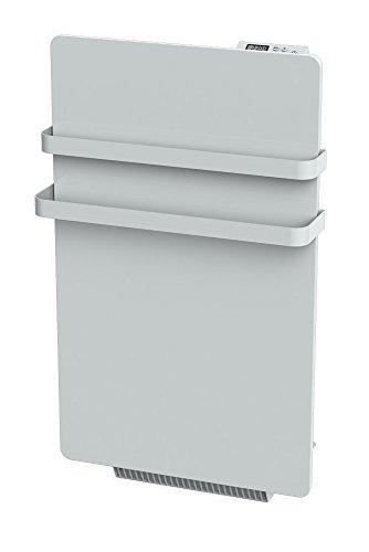 Cayenne 050282 Radiateur sèche - serviette Verre LCD et soufflerie 1400W