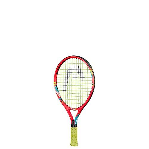 HEAD Unisex Jugend Novak 17 Tennis Racket, mehrfarbig, 2-3 Jahre