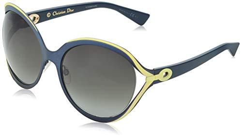 Dior Sonnenbrille Dior-elle1-6mvpt-61 Gafas de sol, Negro (Schwarz), 59 para Mujer