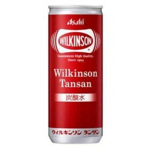 ウィルキンソン タンサン 250ml×40本 缶