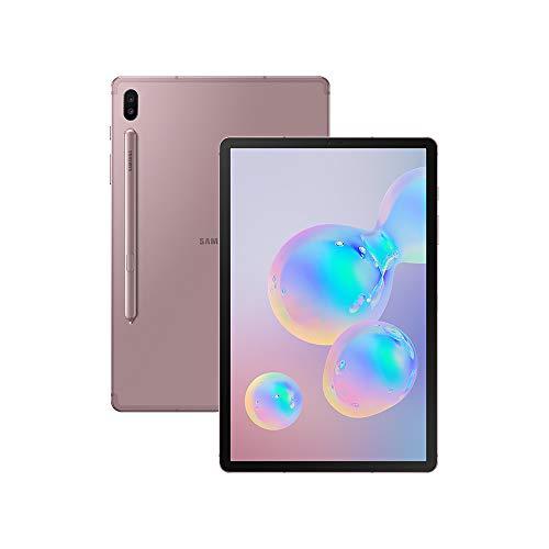 Samsung Galaxy Tab S6 LTE 128 GB 10.5-Inch Tablet - Rose Blush (UK Version)