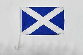 EMBL/ÈME NATIONAL DRAPEAU DE L/ÉCOSSE AVEC CHARDON /ÉCUSSON BROD/É FLAG PaTCH BADGE MONDE