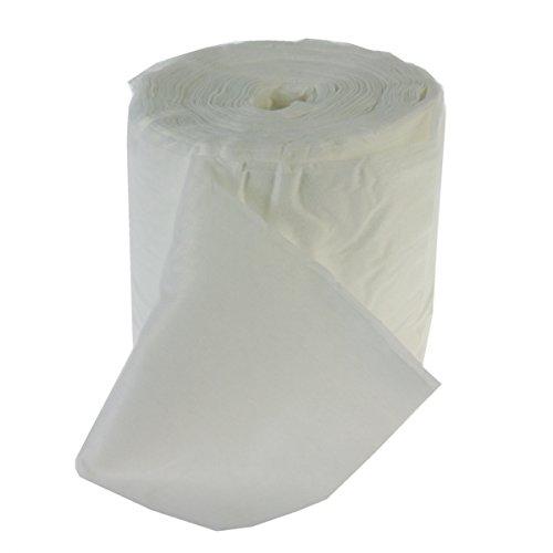 Trockene Einmaltücher Nachfüllpackung mit Premium Vliestücher, 90 Stk.