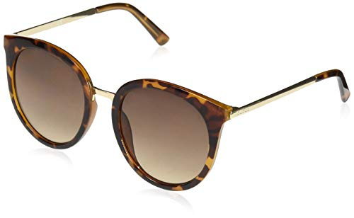 GUESS Womens GF0324 Shiny Tortoise With Gold/Brown Gradient Lens One Size