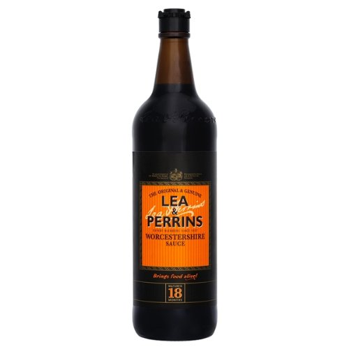 Lea & Perrins Worcestershire Sauce - 3 x 568ml