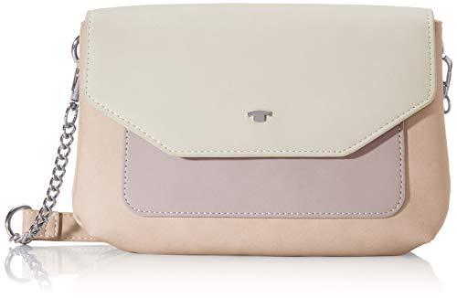 TOM TAILOR Umhängetasche Damen, Rosa, Bari, 24x6x17 cm, Handtasche, Schultertasche