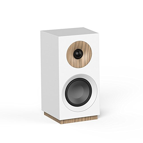 Jamo S 801 PM, Paar aktive Lautsprecher weiß