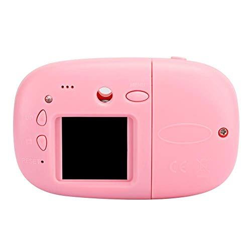 Children Creativity Camera, Shockproof Cute HD Video Recorder with Hanging Rope, Digital Video Small Cameras, Christmas Birthday Best Gifts for Kids