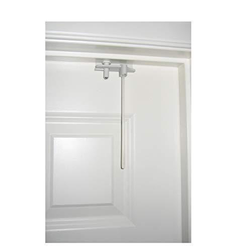 2-Pack Child Proof Deluxe Door Top Lock for 1 3/8 inch Thick Interior Doors