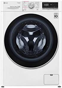 Lavadora LG F4WV3008S6W 8KG 1400RPM A+++ -40%