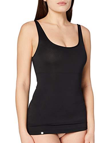 Triumph Damen Unterhemd, Trendy Sensation Shirt 02, Schwarz (Black), Gr. 38 (M)