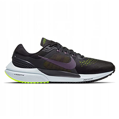 Nike Wmns Air Zoom Vomero 15, Zapatillas para Correr Mujer, Black Dk Raisin Anthracite Cyber Ghost, 40.5 EU