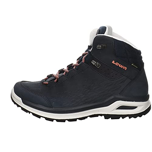 Lowa Damen Outdoor-Schuhe Locarno GTX QC Outdoorschuh blau Gr. 38