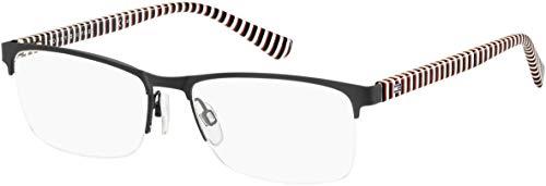 Tommy Hilfiger TH 1528 807 56 Gafas de sol, Negro (Black), Hombre