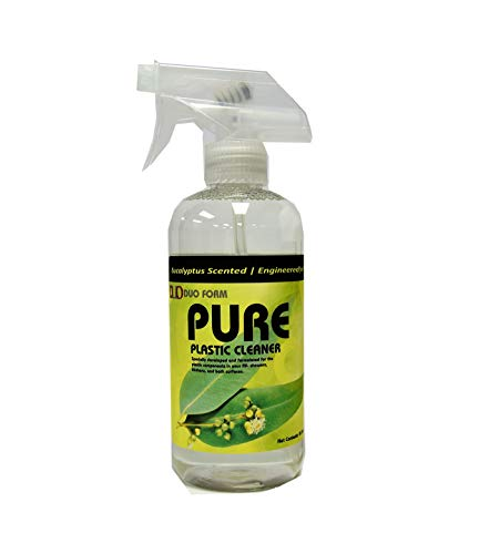 Duo Form Plastics Cleaner: Bath And Kitchen Plastic Cleaner