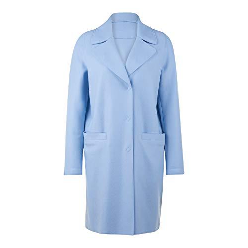 Schneiders Wollmantel 'Chiara' 100% Wolle blau (9400 airblau) 42
