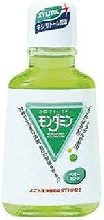 【口臭対策】アース製薬 モンダミン ペパーミント 80ml (デンタルリンス?洗口液?口臭予防)×48点セット (4901080306395)