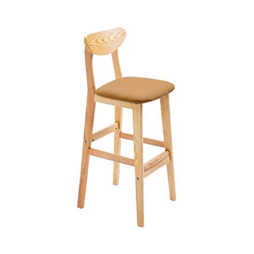 Tuqia meubels houten hoge stoel, bar restaurant woonkamer balkon lounge stoel koffie winkel tuin bar stoel stoel woonkamermeubels stoelen