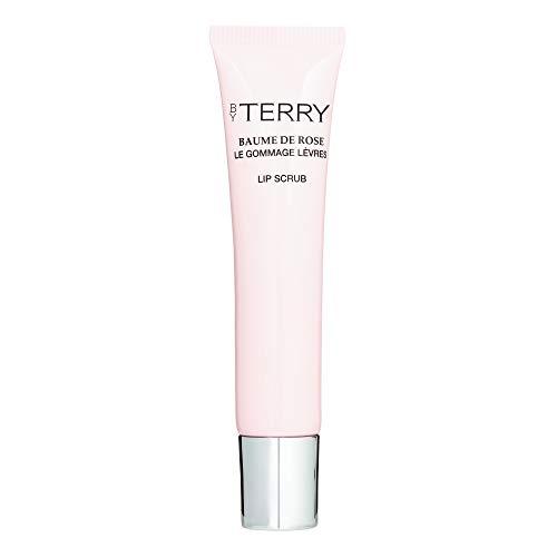 By Terry Baume De Rose Lip Scrub   Combat Dry & Chapped Lips   Hydrating & Nourishing   15g (0.52 Oz)