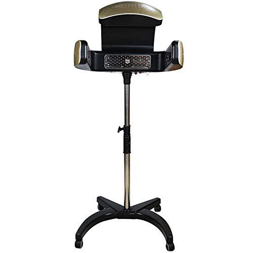 D&XQX Sèche-Cheveux, Couleur Processeur Salon de Coiffure Outil Portable Hanging Cheveux Capot Sèche Professionnel Coiffeur Styling Minuteur Équipement Coiffure