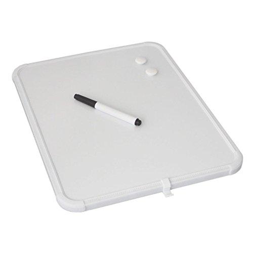 Whiteboard Magnettafel | Wandtafel | Tafel | Pinnwand | Schreibtafel inkl. Boardmarker und Magnete