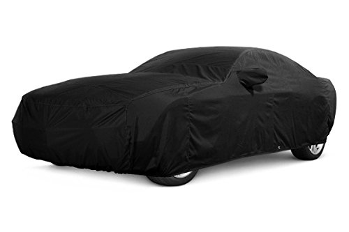 Xtrashield Custom Fit 2012-2019 BMW 5 Series M5 528i 530i 530e 535i 535d 540i 550i Car Cover Black Covers 528 530 535 540 550