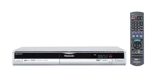 Panasonic DMR EH 675 EG DVD- und Festplatten-Recorder 250 GB (DivX-zertifiziert, Upscaling 1080i, HDMI) silber