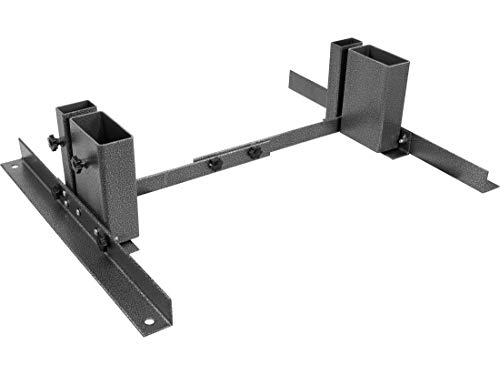 U.S. Ballistics 2-in-1 Adjustable Steel Target Stand