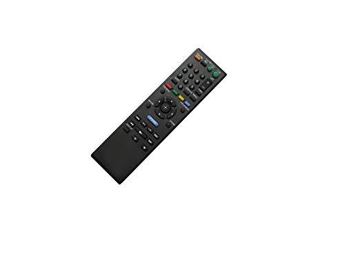 Controle remoto de substituição HCDZ para Sony BDP-BX38 BDP-S190 BDP-S270 BDP-S280 BDP-S300 BDP-S370 BDP-S380 BDP-S480 BDP-S580 BD Blu-Ray DVD Player sem interrupção Botão abrir/fechar