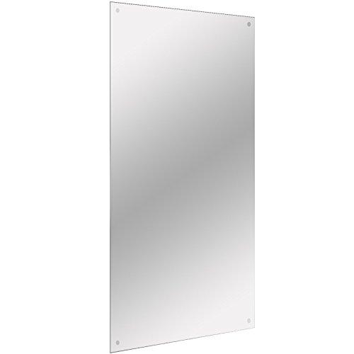 stor spegel utan ram ikea