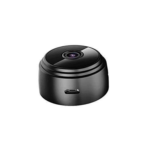 NOOYC Mini Spy Camera, WiFi Draadloze Verborgen Camera 1080P Kleine Nanny Cam Night Vision Bewegingsdetectie Beveiligingscamera's voor Huis en Buiten
