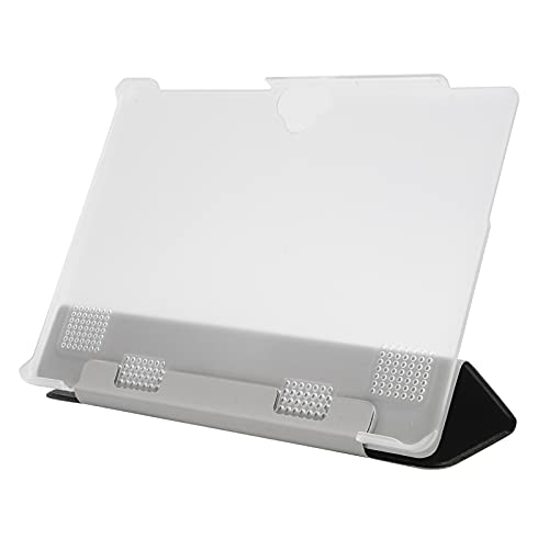 Estuche para Tableta, Estuche para Tableta Estilo Clamshell de 10 Pulgadas Cubierta Protectora Pantalla táctil Cubierta Protectora para Tableta PC Accesorio para Estuche