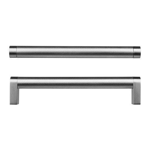 IKEA ORRNÄS Griff, Edelstahl 170 mm 2 Stück