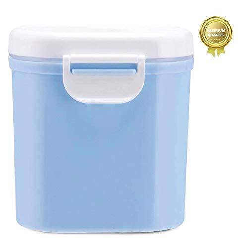 BESLIME Milchpulver-Spender Baby Milchpulver Container,Milchpulver-Spender,Milchpulver Aufbewahrung,Portable Milchpulver-Vorratsbehälter,BPA-Free,Klein für Reisen,800ml
