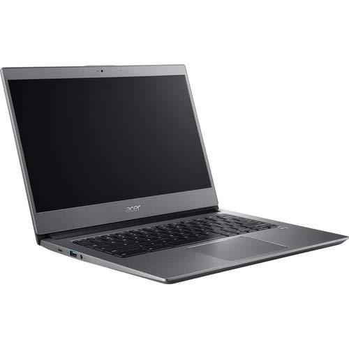 "Acer Chromebook 714 CB714-1W CB714-1W-338T 14"" Chromebook - Full HD - 1920 x 1080 - Intel Core i3 (8th Gen) i3-8130U Dual-core (2 Core) 2.2GHz - 8GB RAM - 64GB Flash Memory - Steel Gray"