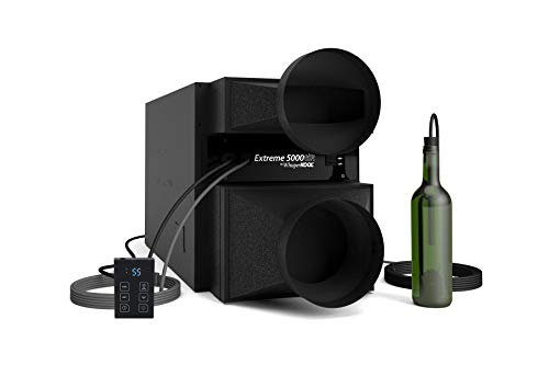 WhisperKOOL Extreme 5000tiR Fully Ducted Wine Cellar Cooling Unit