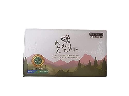 Organic Seasonal Pine Needle Tea (2 Box (50Tea Bag))