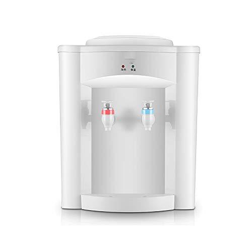 Z-Color Botella de Agua del Grifo con dispensador de Soporte, encimera Mini Caliente y fría del refrigerador de Agua, Ideal for la Seguridad del Estudiante compartida de Uso (Size : Ice Warm Type)