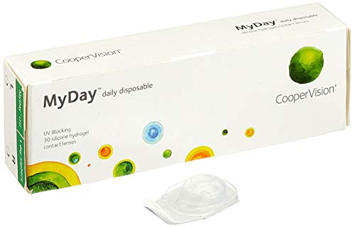 MyDay 1-day Silicone 30