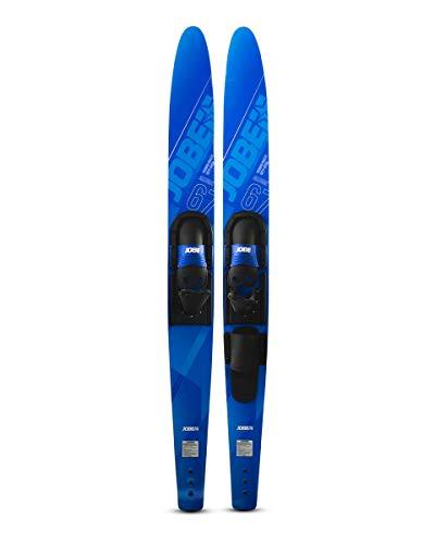 Jobe Allegre Combo - Esquís acuáticos, color azul